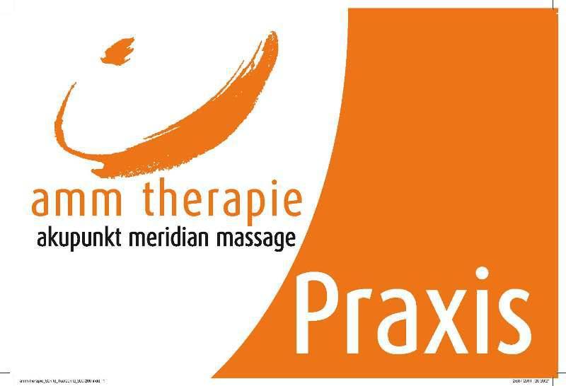 Praxisschild für eine Therapeutin